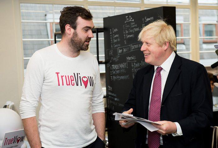 Boris Johnson opens Wayra Academy for Britain's brightest & best tech entrepreneurs