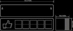 fliike-dimensions