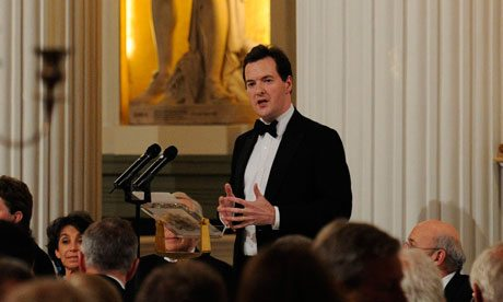 So, George Osborne wants people like me to make more noise about the need to cut taxes to help make the UK more profitable does he?