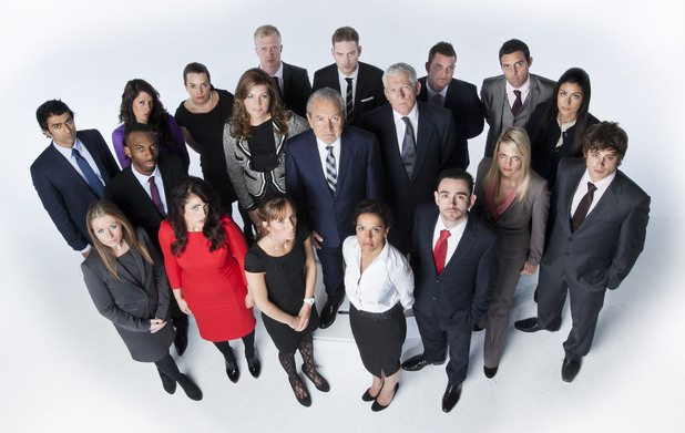 The Apprentice 2012 line-up unveiled