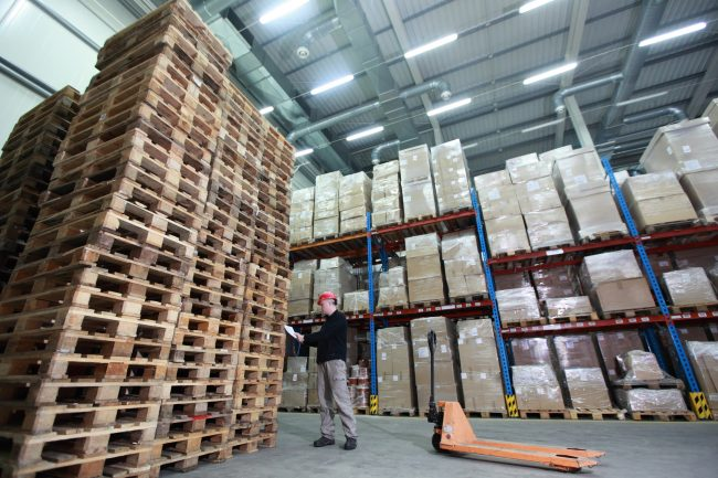 pallets for shipping