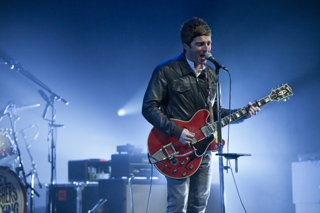 Noel Gallagher's High Flying Birds, one of the acts featuring in the concerts